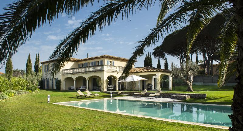 The property - Luxury Villa in the heart of Saint-Tropez - Saint-Tropez - rentals