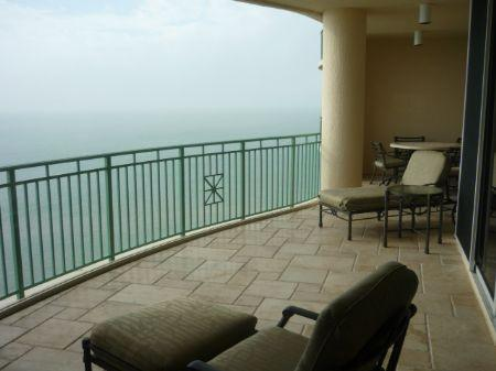 Balcony Views - OUTSTANDING Luxury Condominium with stunning Gulf views ! - Marco Island - rentals