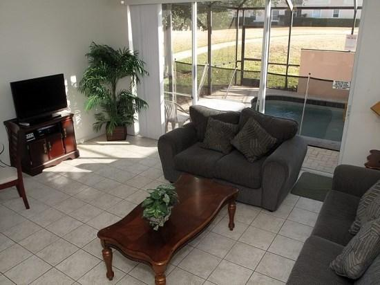 3 Bedroom 3 Bathroom Town home with Splash Pool. 2321SPD - Image 1 - Orlando - rentals