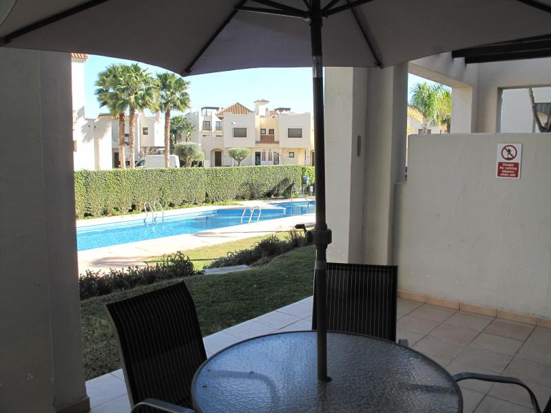Patio - 2 Bedroom House @ Roda Golf and Beach Resort - Los Alcazares - rentals