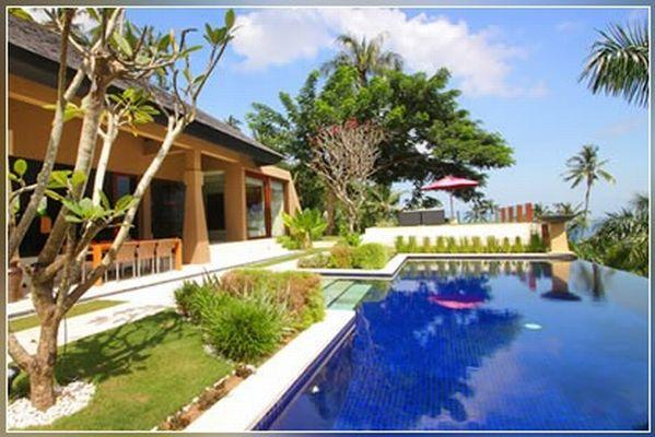 3 or 4 Bedroom Villas - 5 Minute to Senggigi area - Image 1 - Mangsit - rentals