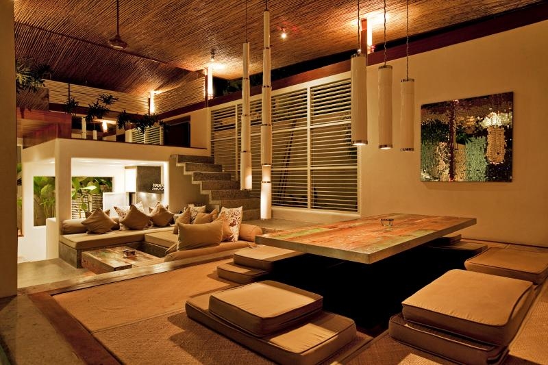 dining area 2 BR Suite - Award wininng 2 bedroom Villa in Bali - Canggu - rentals