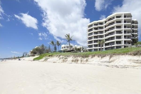 Absolute Beachfront - Spindrift on the Beach - Mermaid Beach - rentals