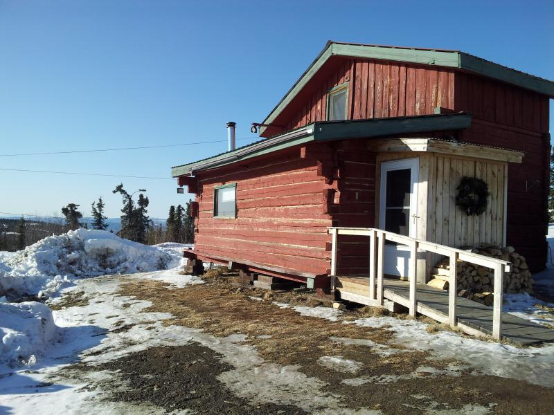 Log mushers cabin - Cabin at Cleary Summit - Fox - rentals