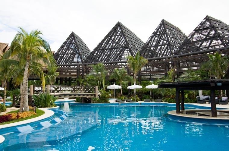 Grand Luxxe Riviera Maya: 3140 sq. ft 2 BR Villa - Image 1 - Playa Mujeres - rentals
