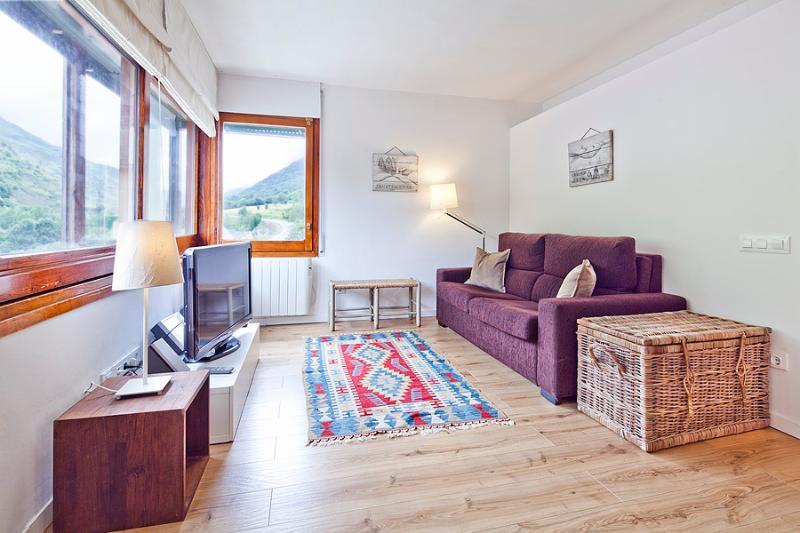 Living room - Betren privilege 4 people - Betren - rentals