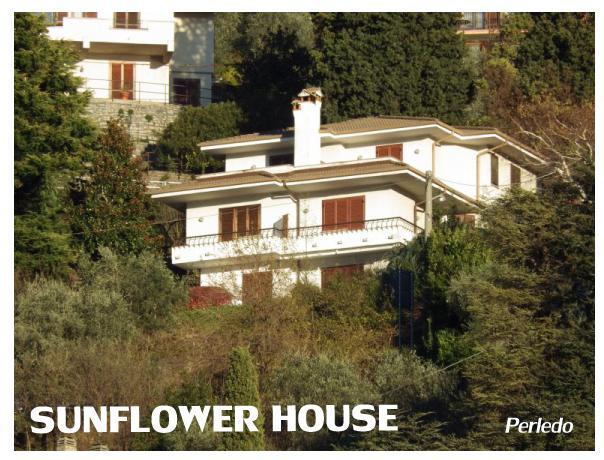 Exterior - SUNFLOWER HOUSE  Varenna Hill - Nuxis - rentals