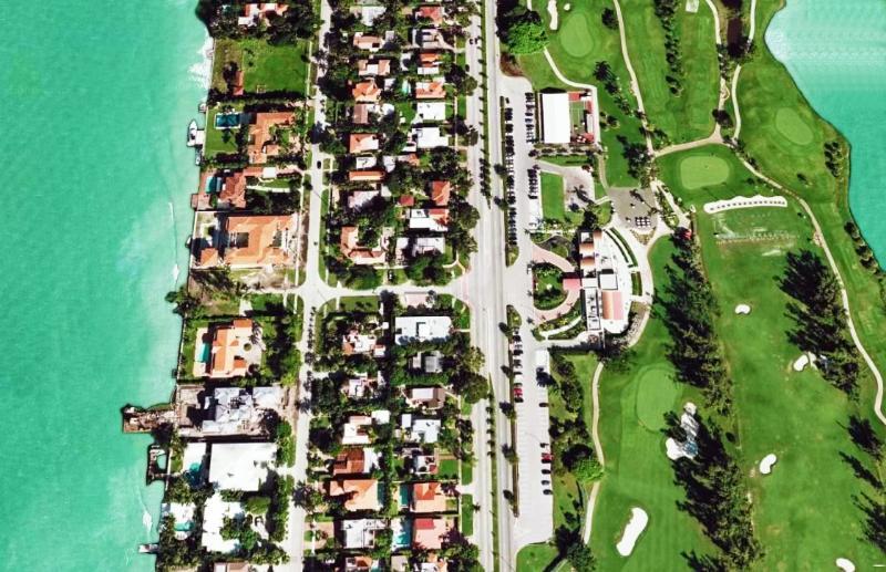 South Beach 3 room Pool, Golf & Tennis Resort Villa Oprah (5 pers) - Image 1 - Miami Beach - rentals