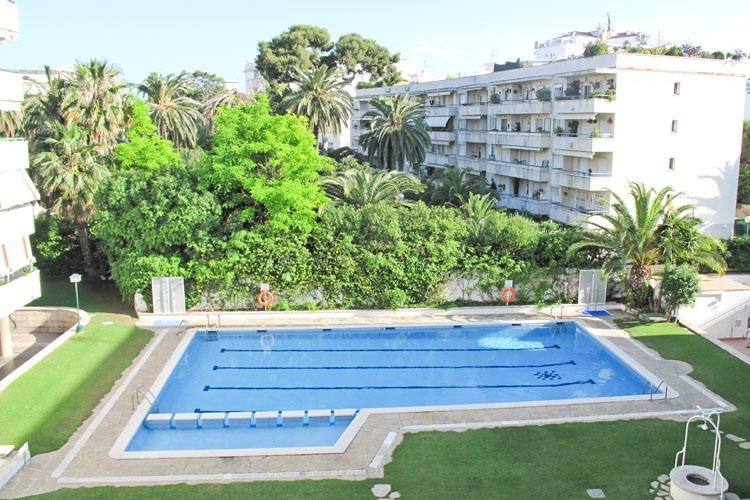 CLARIMAR PACIFIC comfortable central apartment - Image 1 - Sitges - rentals