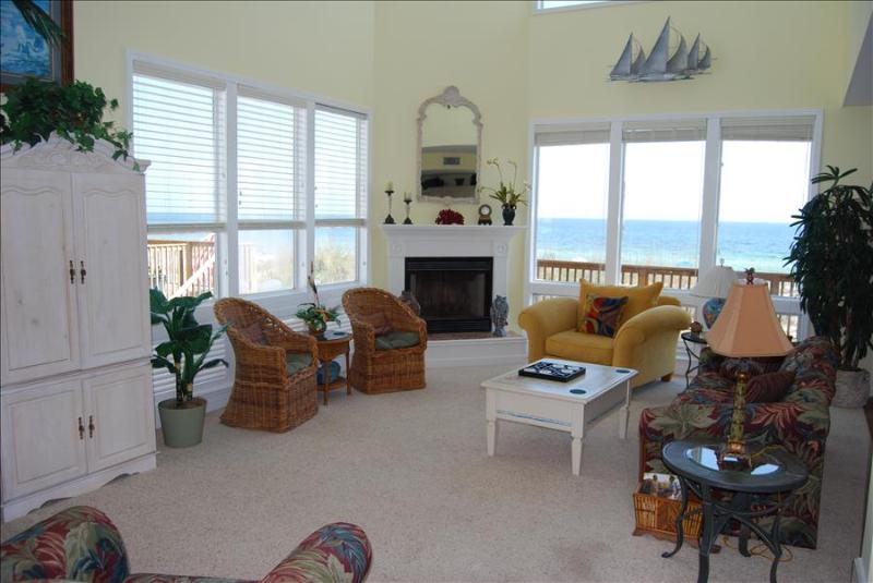 Island Lady Beach House - 573060-  A Gulf Front Dream Retreat! Huge House - Image 1 - Gulf Shores - rentals