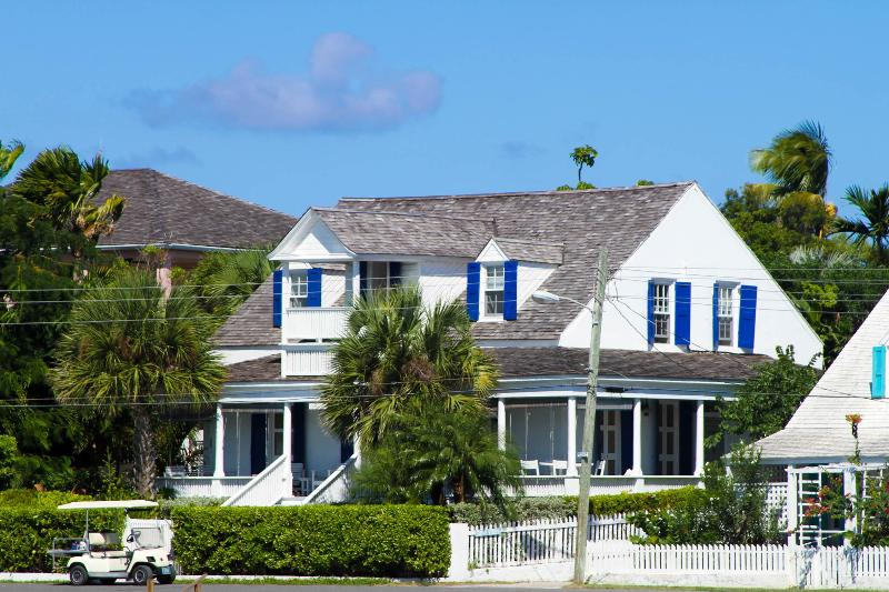 Historic Cottage - Image 1 - Harbour Island - rentals