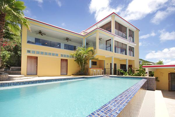 Kismet at Oyster Pond, Saint Maarten - Gated Community, Ocean View & Pool - Image 1 - Oyster Pond - rentals