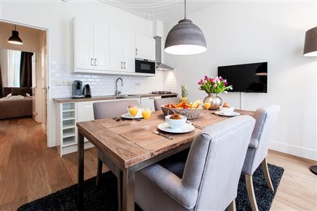 Vondelgarden Apartment 2 - Image 1 - Amsterdam - rentals