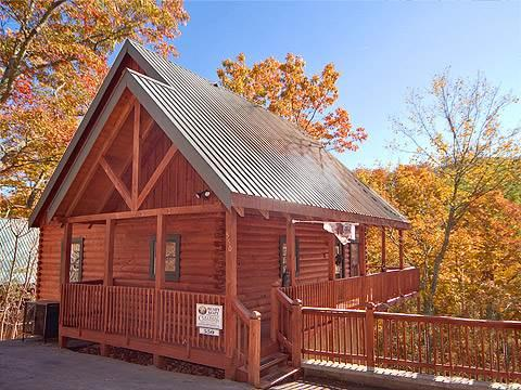 Beary Comfy - Image 1 - Gatlinburg - rentals