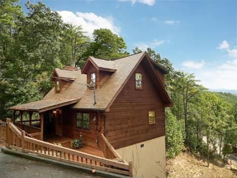 Cabin Fever - Image 1 - Gatlinburg - rentals