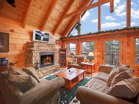 Ski Mountain View - Image 1 - Gatlinburg - rentals