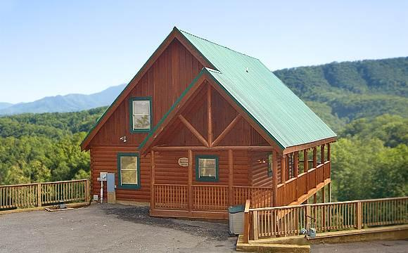Audacious - Image 1 - Pigeon Forge - rentals