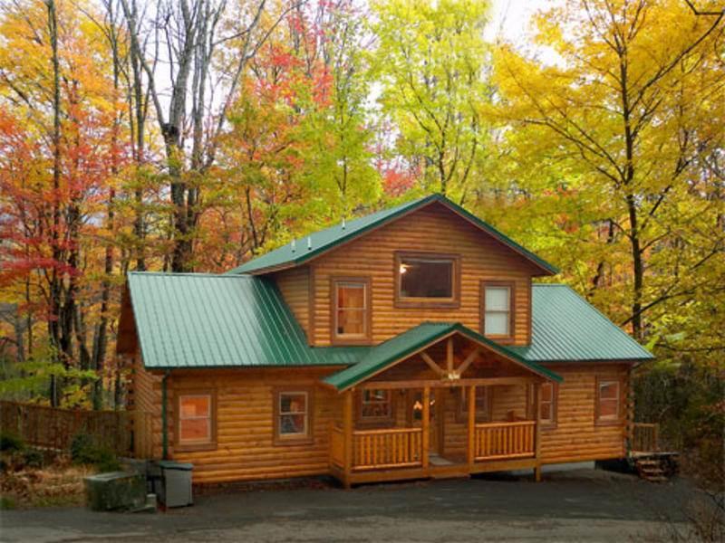 Big Bear Lodge - Image 1 - Pigeon Forge - rentals