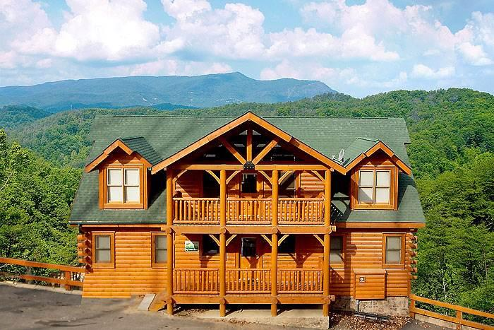 Big Timber Lodge - Image 1 - Pigeon Forge - rentals