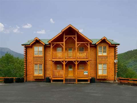 Black Bear Manor - Image 1 - Pigeon Forge - rentals