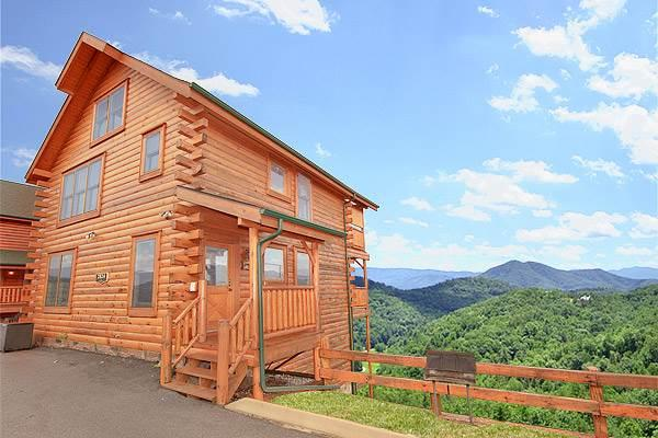 Cabin In The Clouds - Image 1 - Pigeon Forge - rentals