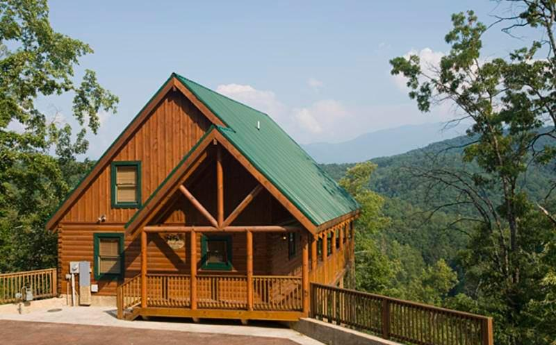 Cloud Nine At Sherwood Forest - Image 1 - Pigeon Forge - rentals