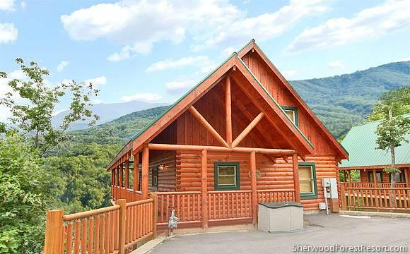Dancing Bear Lodge - Image 1 - Pigeon Forge - rentals