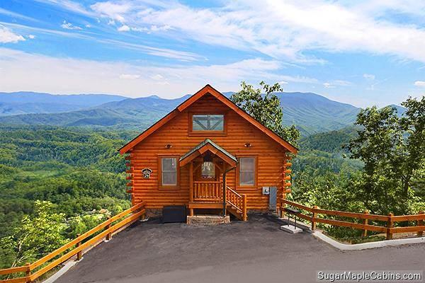 Edge Of Forever - Image 1 - Pigeon Forge - rentals