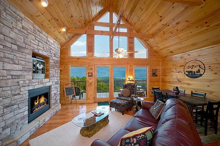 Gateway to Heaven - Image 1 - Pigeon Forge - rentals