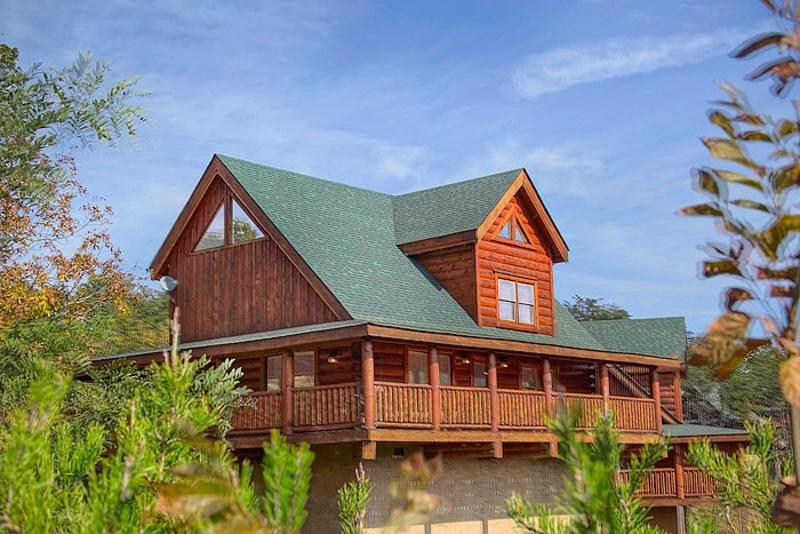 Higher Ground - Image 1 - Pigeon Forge - rentals