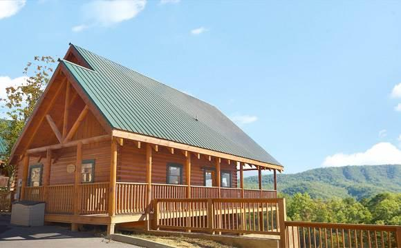 Hunter's Hideaway - Image 1 - Pigeon Forge - rentals