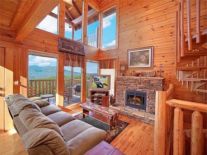 Mountain Majesty at Black Bear Ridge - Image 1 - Pigeon Forge - rentals
