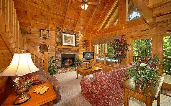 Robin's Rest - Image 1 - Pigeon Forge - rentals