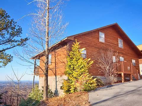 Simply Breathtaking - Image 1 - Pigeon Forge - rentals