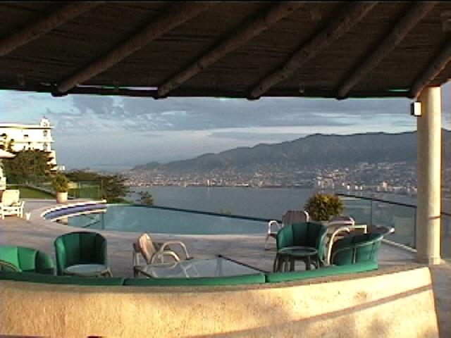 ACA - VENT7 -  a window to the most beautiful bay in the Pacifica ocean - Image 1 - Acapulco - rentals