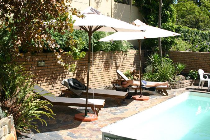 Pool - Atforest Guest House - Cape Town - rentals