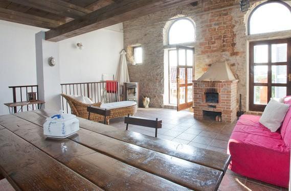 living room - Pan di zucchero - Rocca Ciglie - rentals