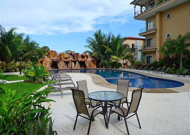 Sunrise pool - Remodeled 3BR Tamarindo Condo- Sunrise 30 - Tamarindo - rentals