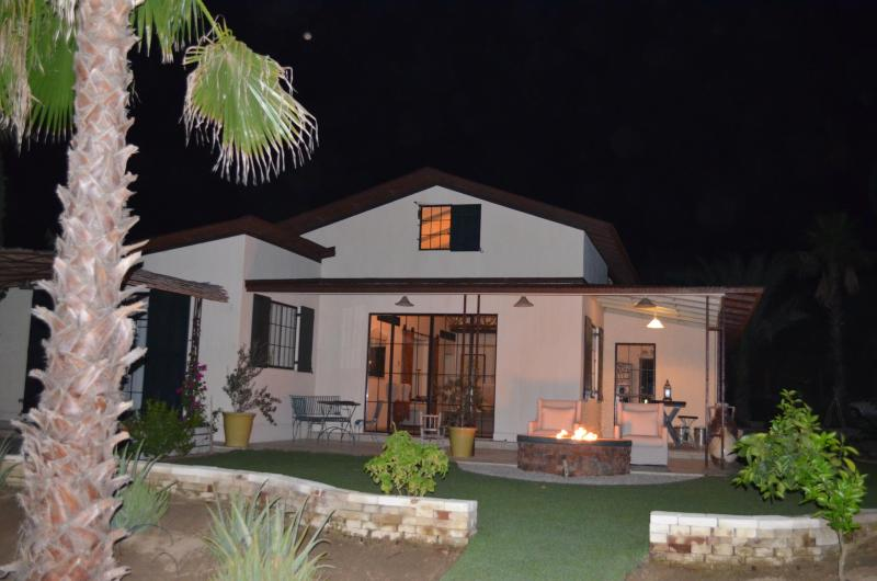 Cottage at night - Flora Farm Culinary Cottages for Thanksgiving - San Jose Del Cabo - rentals