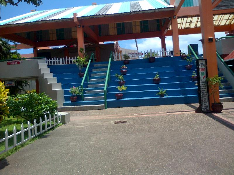 Inviting Entrance - Enjoy a bit of Paradise for a while - Negril - rentals