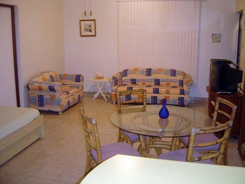 Living room - Apartment  near Town and Beaches - Boqueron - rentals
