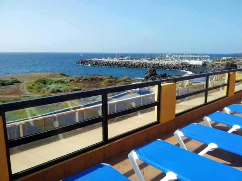Apartment with a big terrace in golf del sur 43 - Image 1 - Golf del Sur - rentals