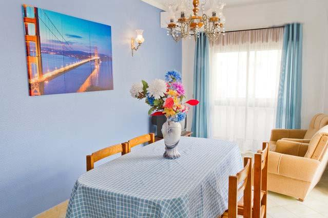 Living Room - CHARMING APARTMENT 80m2 Internet TAVIRA ALGARVE - Tavira - rentals