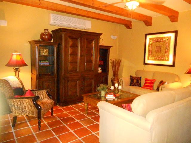Living Room - Casa Linda - Near Loreto Bay Beach & Golf Course - Loreto - rentals