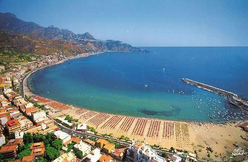 """Mikros"" Nice Apartment  30 Meter From Sea - Image 1 - Giardini Naxos - rentals"
