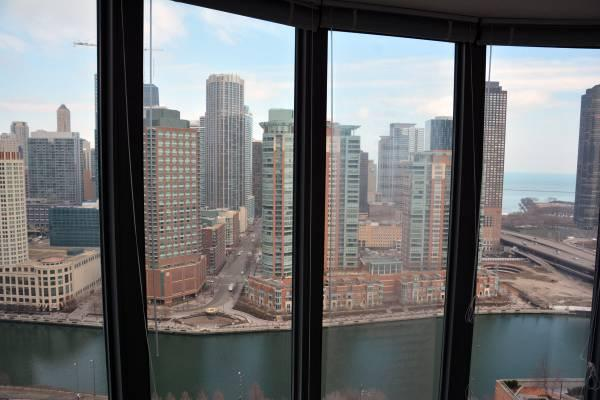 2BD PENTHOUSE Hottest Area  Magnificent VIEW!! - Image 1 - Chicago - rentals