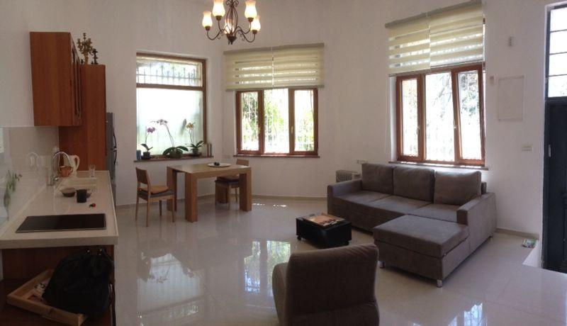 Kitchen/Salon/Dining Room - Jerusalem City Center Suite - Gedera - rentals