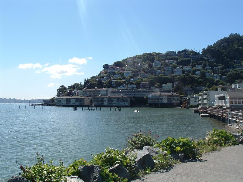 Welcome to the Amalfi Coast of California - Luxury on the Amalfi Coast of California - Sausalito - rentals