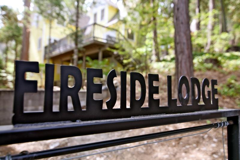 Fireside Lodge - Fireside Lodge - passes to private beach clubs - Lake Arrowhead - rentals