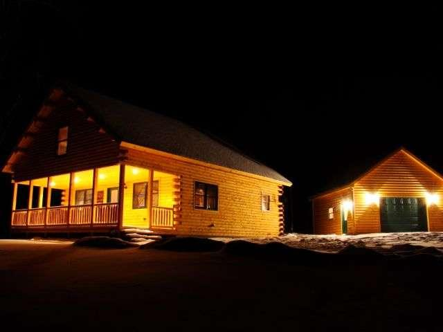 Owl's Nest Cabin - Owl's Nest - Beautiful, Spacious Log Home - Pittsburg - rentals
